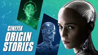 Cinema's Evolving Relationship with A.I. - Cinefix Origin Stories