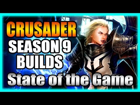 Return of the Hammerdin? Crusader Season 9 Builds - Diablo 3 State of the Game