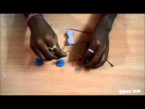 Make a Series Electrical Circuit | Electricity-Science | GyanLab