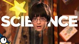 5 POUVOIRS MAGIQUES expliqués par la SCIENCE (avec Harry Potter) ⚡