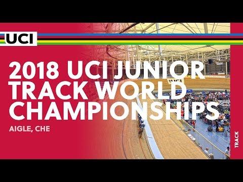 2018 UCI Junior Track World Championships - Aigle (CHE)
