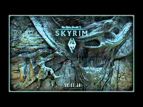 The Elder Scrolls V: Skyrim Dragon Theme