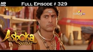 Chakravartin Ashoka Samrat - 3rd May 2016 - चक्रवतीन अशोक सम्राट - Full Episode (HD)