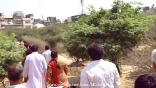 God Place (Lord Krishna) Nidhivan Vrindavan Forest, Krishna Rasleela Part - 2