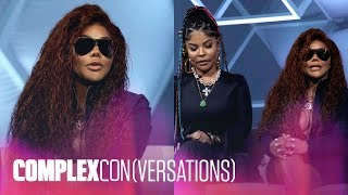 The Naked Truth: How Lil Kim Changed Hip-Hop Fashion  | ComplexCon(versations)