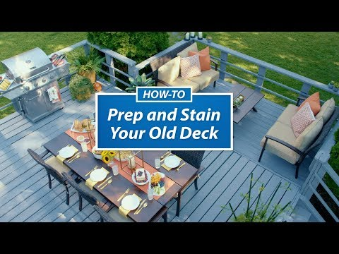 Ask SW: How to Prep and Stain Your Deck - Sherwin-Williams