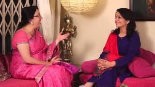 Surmayi Baatein with Sadhna Singh by Falguni Upadhyay