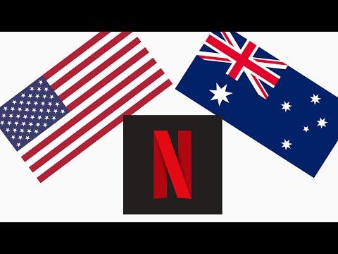 HOW TO GET AMERICAN NETFLIX IN AUSTRALIA FREE! iPad/iPhone