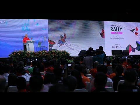 May Day Rally 2018