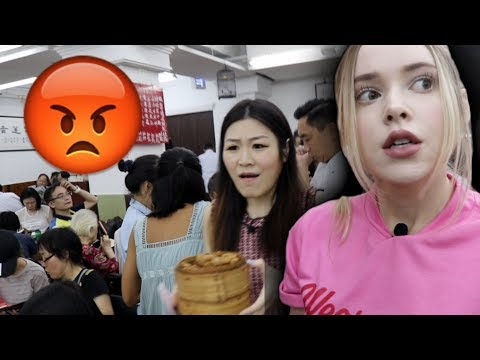 WE GOT INTO A FIGHT OVER FOOD  | Eating Food With Foodies On Friday Ep. 4