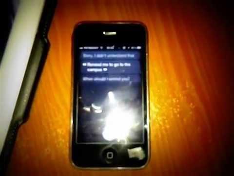 (Indonesia) Apple iPhone 3GS & iPad 2 Siri Demo - UPDATE Proxy Host & Certificate