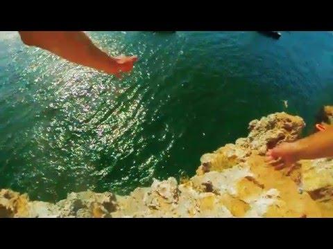 GoPro Slow-Mo Cliff Jump | Perth WA