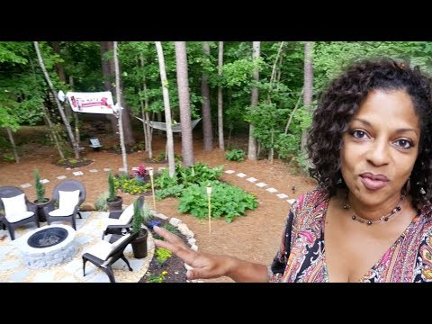 Backyard Makeover + Garden Party