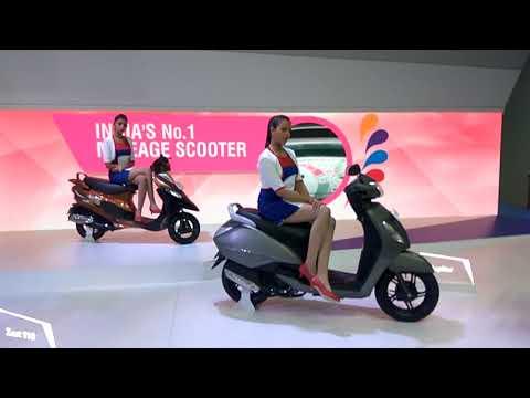 TVS at Auto Expo 2018