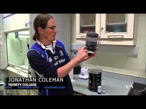 Kitchen Blender Mixes Up 'Wonder' Material