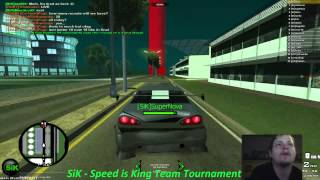 Sik - Speed Is King Team Tournament - 4 / 8