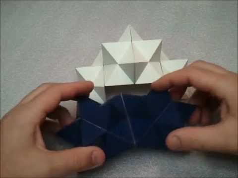 Wooden Yoshimoto cube