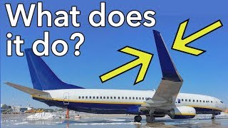 Winglets - What are those things on the aircraft wing-tip?