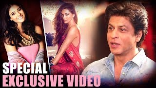 Shahrukh Khan Amazing Comments On His TOP 5 Favorite Actress In Bollywood | Deepika Padukone, Kajol