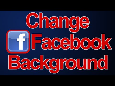 How to change facebook background theme In windows | Facebook Background Changer