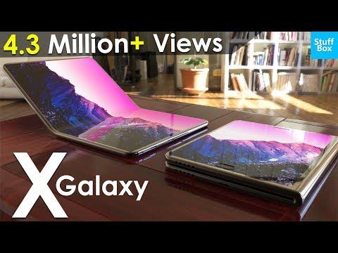 Samsung Galaxy X - 7 Years in Making   Finally Here 2018!