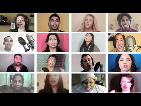 JUST STAND UP (YOUTUBE EDITION) @SU2C - STAND UP 2 CANCER
