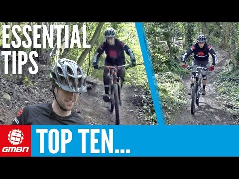 Mountain Bike Skills + Tips – 10 Essential Things To Know