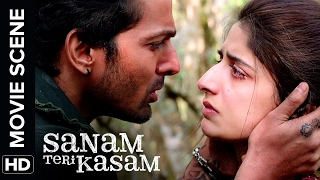 Harshwardhan questions about his love | Sanam Teri Kasam | Movie Scene