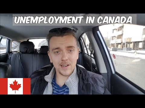 Unemployment in Canada   UBER Driver