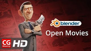 CGI Animated Short Films - Blender Open Movies