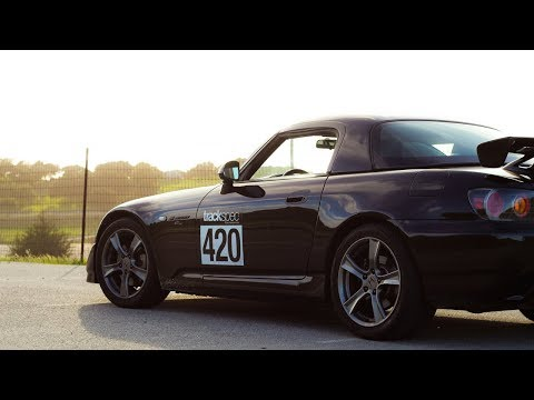 A Track Day With The Honda S2000 Club Racer