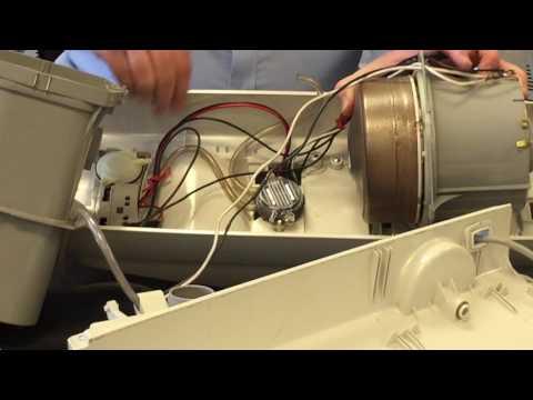 Electrolux Epic 6500 Vacuum Repair