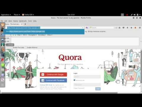 Open Redirect in Quora | By Hacker Wahab