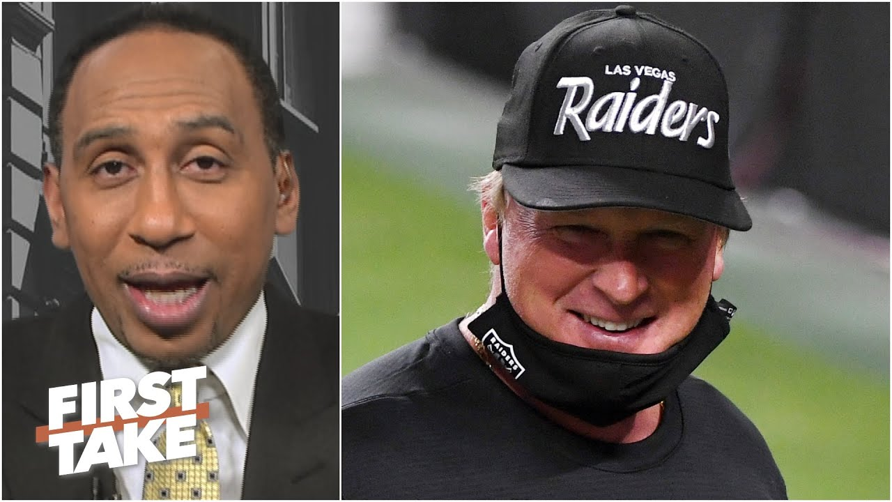 Stephen A. gives props to the Raiders & argues that Las Vegas is a Super Bowl sleeper | First Take