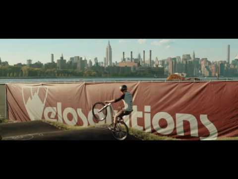 Velosolutions Pumptrack New York City Grand Opening