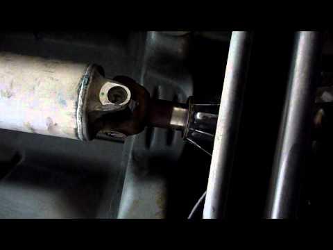 Chevrolet Silverado bad u-joint or slip yoke?