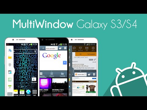 AndroidMod - MultiWindow Galaxy S3 e S4 sull'S2 [Mod]