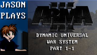 ARMA 3 (PC) - DUWS Mod Review - Key Features & Gameplay