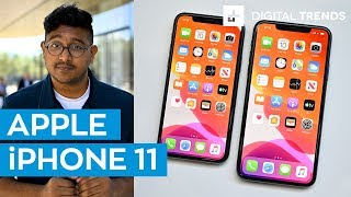 Apple iPhone 11 - iPhone 11 Pro - iPhone 11 Pro Max | Hands On