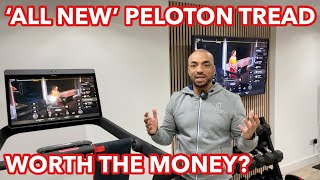 THE NEW PELOTON TREAD REVIEW! | SHOULD YOU BUY ONE? | PLUS SOME TOP TIPS.
