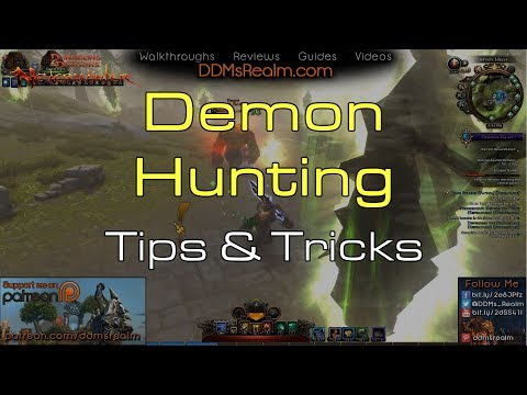 Neverwinter Demon Hunting Do's and Don'ts - Tips Tricks Walkthrough Guide