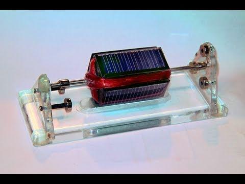 Mendocino Style Solar Motor