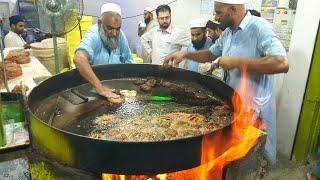 Umar Kabab House, Bara Road Peshawar | Umar Moti Kabab | Peshawari Chapli Kabab | Umar Gola Kabab