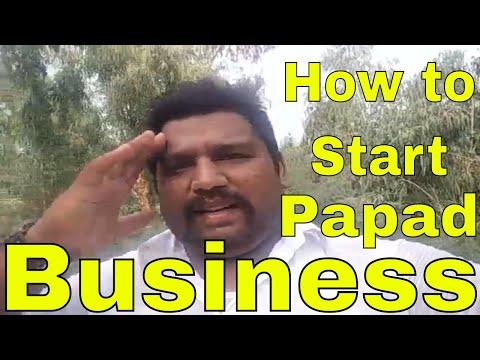 Papad Business