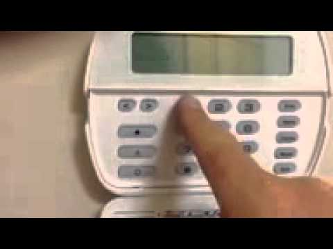 How to changing the date and time on your DSC ALARM SYSTEM