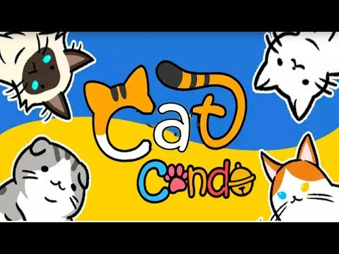 Cat game - Cat Condo - Android Gameplay (Evolution Game)