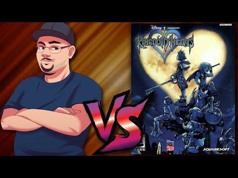 Johnny vs. Kingdom Hearts