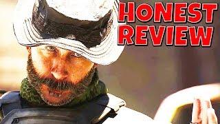 Modern Warfare: HONEST Full Game Review
