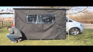 VW T5 California Awning Kit