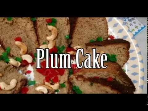 Plum Cake Recipe,Christmas Plum Cake Recipe,Plum Cake Recipe in Telugu,Plum Cake Preparation at Home